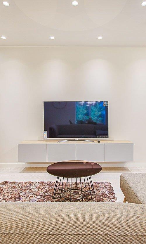 Living Rooms Unit